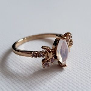 Jewelry - NEW Dainty Gold Plated Ring